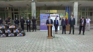 Photo of video | Cele peste 100.000 de doze de Pfizer donate de România au ajuns în R. Moldova