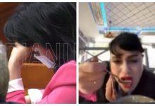 Photo of video | Ce făcea deputata socialistă, devenită celebră pentru că mânca zeamă online, în timpul discursului Maiei Sandu
