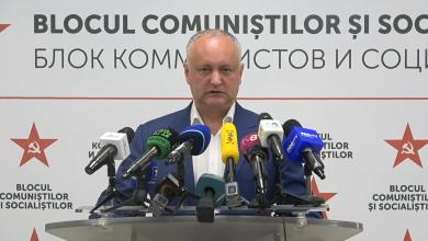 """Photo of Dodon: """"BECS va participa la alegerile în Adunarea Populară a Găgăuziei"""""""