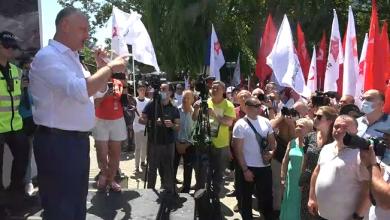Photo of live   Socialiștii protestează la CSJ: Solicită anularea deciziei CA de a reduce numărul secțiile de votare pentru transnistreni