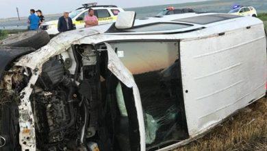 Photo of Grav accident la Cahul. Un bărbat a murit după ce un microbuz s-a răsturnat