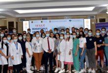 """Photo of """"De la student la student"""". Câte persoane s-au imunizat la cel de-al treilea Maraton de vaccinare al USMF"""