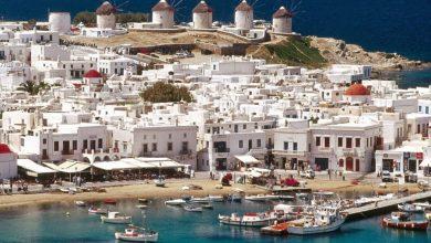 Photo of Grecia: Autorităţile elene au interzis muzica pe insula Mykonos în cadrul unor noi restricţii antipandemice