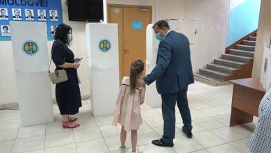Photo of video   Năstase, cu familia la vot: Am votat pentru cea mai frumoasă echipă pe care a avut-o R. Moldova