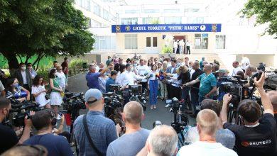 """Photo of """"Felicitări, Moldova!"""". Primul mesaj al Maiei Sandu, după publicarea rezultatelor preliminare a alegerilor anticipate"""