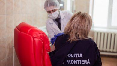 Photo of Circa 40% din personalul Poliției de Frontieră a fost vaccinat