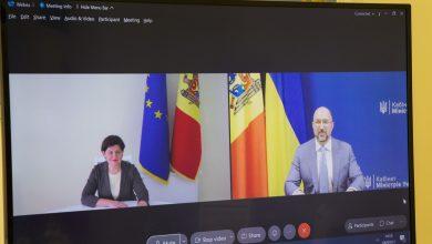 Photo of Premierul Ucrainei, vizită la Chișinău de Ziua Independenței. Ce a discutat la telefon cu Natalia Gavrilița