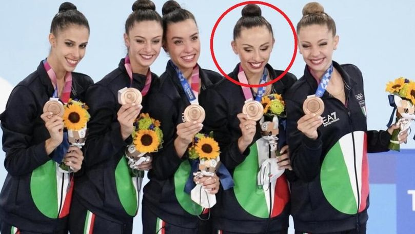 Photo of Nu ne-a reprezentat țara, dar ne-a făcut să ne mândrim! O moldoveancă, în echipa Italiei, medaliată cu bronz la Tokyo