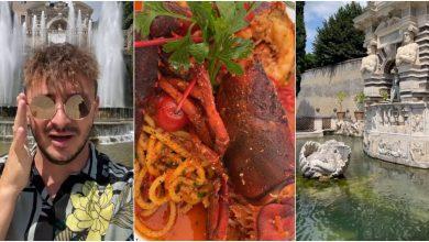 """Photo of video, foto   """"Tonno, salmono con salato"""". Emilian Crețu se odihnește pe meleaguri italiene: Ce locuri a vizitat actorul"""