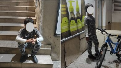 Photo of foto   Copil suspectat de furtul unei biciclete, reținut de carabinieri. Manifesta un comportament dubios