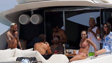Photo of foto   Neymar nu mai are pătrățele. Cum se distrează fotbalistul la Ibiza