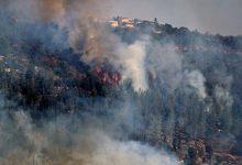 Photo of Orașele de lângă Ierusalim, evacuate. Mii de hectare ard în jurul localității, iar fumul ajunge la 10 kilometri distanță