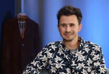 """Photo of video   """"S-a schimbat mult în timp, mai ales după nașterea Magdei"""". Andrei Bolocan, despre relația cu fetele Natei Albot"""