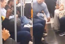 Photo of video   Din Mercedesul de lux de la Chișinău, în metroul din Londra. Cum a fost surprins Platon în capitala engleză