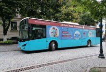Photo of doc | Unde vor fi amplasate joi în Chișinău autobuzul și troleibuzul de vaccinare