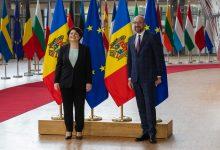 Photo of Prim-ministra Natalia Gavrilița a avut o întrevedere cu Charles Michel, președintele Consiliului European