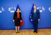 Photo of Cele 36,4 milioane de euro promise drept suport din partea UE, au ajuns în bugetul statului