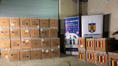 Photo of România pune din nou umărul! Republica Moldova a recepționat 100.000 de teste antigen pentru depistarea COVID-19