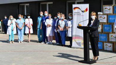 Photo of Ajutor umanitar de 291.000 de dolari pentru R. Moldova. Donația a venit din partea OMS și a Germaniei