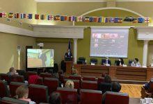 """Photo of Adrian Dupu, la deschiderea Colocviului Internațional de Științe din cadrul USM: """"O bună ocazie de a întări angajamentul României în derularea proiectelor"""""""