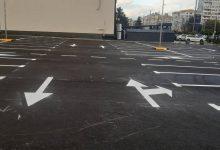 Photo of foto | Mai multe locuri de parcare în capitală. Spațiu pentru automobile a fost amenajat pe str. Ismail
