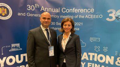 Photo of Președinta CEC, aleasă la cârma Asociației Oficialilor Electorali din Europa