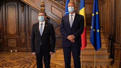 Photo of Igor Grosu, întâlnire cu Klaus Iohannis la București. Ce au discutat oficialii