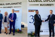 """Photo of foto   Secretar de Stat al Guvernului României: """"Vom fi mereu fratele și prietenul de nădejde al R. Moldova"""""""