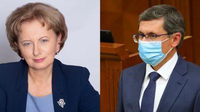 Photo of Dispute despre imunizare în Parlament. Greceanîi: Nu îi primim pe cei care nu sunt vaccinați la ședințe? Grosu: Le aducem rachetă