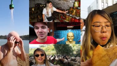 """Photo of """"Cine a zis că Moldova e plictisitoare?""""! Un cuplu de vloggeri ne-a vizitat țara, a gustat pateurile de la Piața Centrală și s-a scăldat la Valea Morilor"""