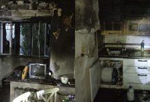 Photo of foto | Incendiu într-un apartament din centrul capitalei. Patru persoane – evacuate