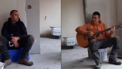 """Photo of video   """"Fac ce-i mai bun pentru cei dragi, rămași pe-un colț de hartă"""". Piesa unui moldovean din diasporă a devenit virală pe internet"""