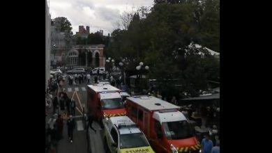 Photo of video | Mai mulți oameni, răniți după ce o maşină a intrat într-o terasă aglomerată