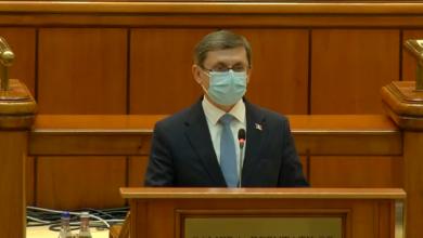 Photo of video | Igor Grosu, discurs în Parlamentul României: Republica Moldova se întoarce pe calea dezvoltării