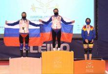 Photo of Încă o medalie pentru Moldova. Halterofila Concordia Bostan a luat bronzul la Europene Under 23
