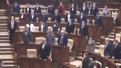 Photo of Minut de reculegere în Parlament