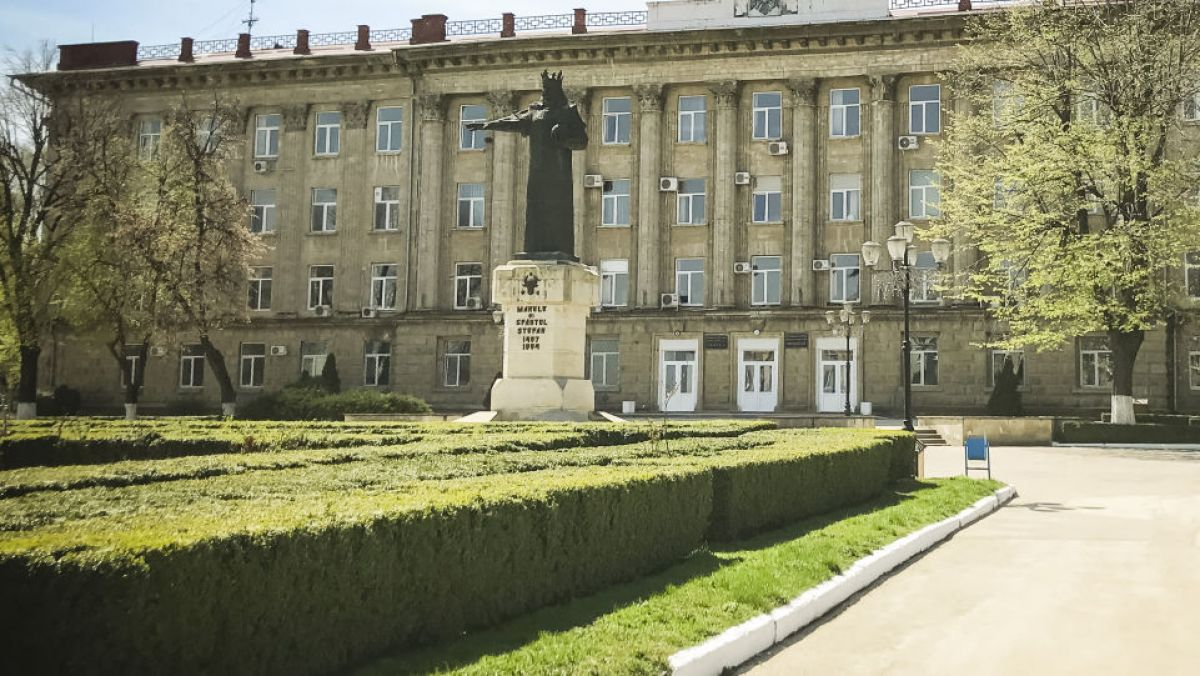 Primaria Balti