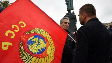 Photo of Rusia: Comuniștii au protestat la Moscova împotriva rezultatului alegerilor parlamentare, unde s-au situat pe locul doi
