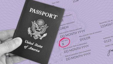 """Photo of SUA au emis primul paşaport cu """"genul X"""". A fost adăugată o căsuță pentru persoanele non-binare și intersexuale"""