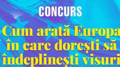 """Photo of Fii tu """"Viitorul Europei""""! Înscrie-te la concurs și câștigă șansa de participa la o conferință de la Bruxelles"""