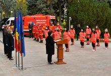 Photo of foto | Echipa de medici și paramedici din R. Moldova a plecat în România pentru a oferi sprijin în lupta cu COVID-19
