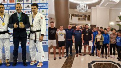 Photo of Sportivii din R. Moldova, pe podium la Campionatul Mondial de tineret la sambo și Cupa Europei de la Dubrovnik