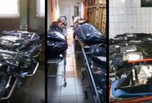 Photo of video   Imagini dramatice de la o morgă din București: A fost suplimentat necesarul de saci pentru cadavre. Frigiderele – arhipline