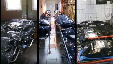 Photo of video | Imagini dramatice de la o morgă din București: A fost suplimentat necesarul de saci pentru cadavre. Frigiderele – arhipline