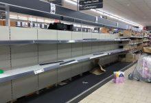 Photo of foto   Fără carne, legume sau lapte în unele supermarketuri. Criza alimentară continuă în Marea Britanie