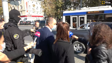 Photo of video   Dublu control la Procuratura Generală. Ofițerii SIS au revenit în instituție