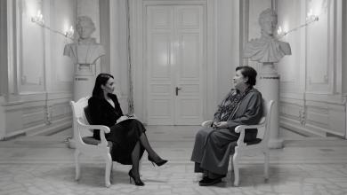 """Photo of video   Daniela Burlaca revine cu """"NUD"""" alături de Svetlana Bivol, directoarea Filarmonicii Naționale"""