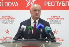 Photo of ultimă oră, video   Dodon renunță la mandatul de deputat și la șefia PSRM! De către cine va fi condus partidul