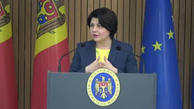 Photo of video | Gavrilița, despre criza energetică: Vom avea gaz, doar că mai scump. Inițiem procurarea gazului din surse alternative