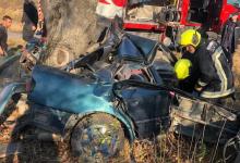 Photo of foto | Grav accident la Hîncești: Un adolescent a murit pe loc, iar doi bărbați au ajuns la spital